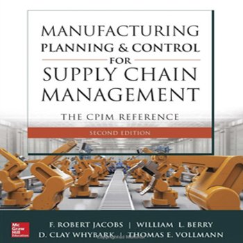Manufacturing Planning and Control for Supply Chain Management. Foto: @lessya - Fotolia