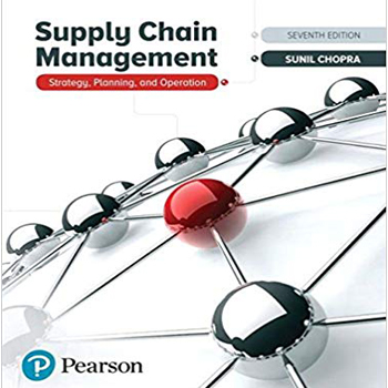 Supply Chain Management: Strategy, Planning, and Operation. Foto: lessya - Fotolia