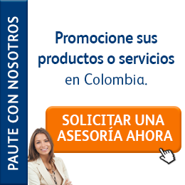 Promocione sus productos o servicios con nosotros